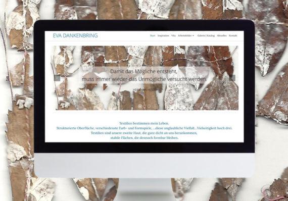 Website Eva Dankenbring